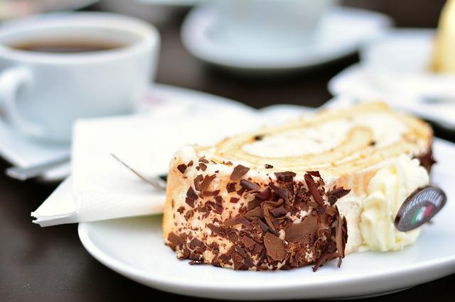 Drie soorten gebak voor een geslaagd feest